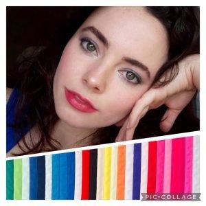 Freya Winter colours